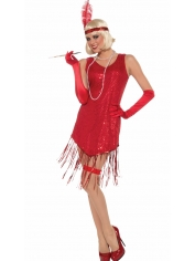 Swing in Sequins Flapper - Women's 20's Costumes
